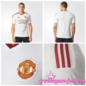 Achat Maillots Foot Manchester United 2015 2016 Extérieur