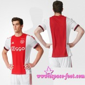 Acheté Maillot Ajax Fc 2015 2016 Domicile En Ligne