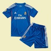 Acheter Des Maillot De Foot Enfants Real Madrid 15/16 Extérieurs #3133 Alsace