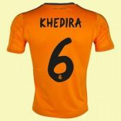 Acheter Des Maillot De Real Madrid (Khedira 6) 15/16 3rd Adidas En Solde