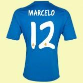 Acheter Des Maillot Football (Marcelo 12) Real Madrid Fc 2014 2015 Extérieur Pas Cher