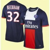 Acheter Maillot Psg (Beckham 32) 15/16 Domicile Nike