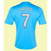 Acheter Un Maillot Football Marseille (Cheyrou 7) 15/16 Extérieur Adidas En Solde