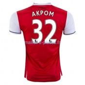 Akpom Arsenal Maillot Domicile 2016/2017