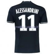 Alessandrini Marseille Maillot Exterieur 2016/2017