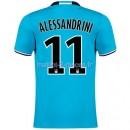 Alessandrini Marseille Maillot Third 2016/2017
