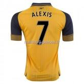 Alexis Arsenal Maillot Exterieur 2016/2017