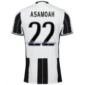 Asamoah Juventus Maillot Domicile 2016/2017