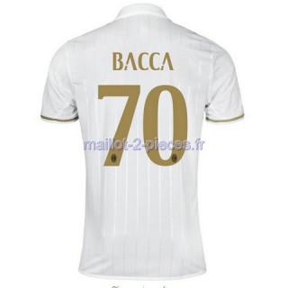 Bacca AC Milan Maillot Exterieur 2016/2017