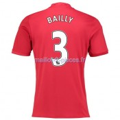 Bailly Manchester United Maillot Domicile 2016/2017