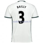 Bailly Manchester United Maillot Third 2016/2017