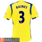 Baines Everton Maillot Third 2016/2017