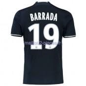 Barrada Marseille Maillot Exterieur 2016/2017