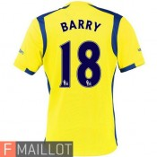 Barry Everton Maillot Third 2016/2017