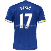 Besic Everton Maillot Domicile 2016/2017