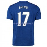 Blind Manchester United Maillot Exterieur 2016/2017