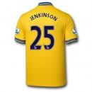 Boutique De Maillot De Football Arsenal (Jenkinson 25) 15/16 Extérieur Nike Soldes