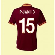 Boutique De Maillot Football Roma (Pjanic 15) 15/16 Domicile Site Officiel France