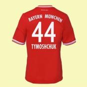 Boutique Maillot De Bayern Munich (Tymoshchuk 44) 15/16 Domicile Adidas Collection