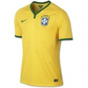 Bresil Maillot De Football Domicile Coupe Du Monde 2014 Nike