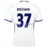 Brown Chelsea Maillot Third 2016/2017