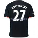Browning Everton Maillot Exterieur 2016/2017