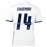 Casemiro Real Madrid Maillot Domicile 2016/2017