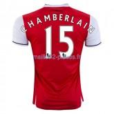 Chamberlain Arsenal Maillot Domicile 2016/2017
