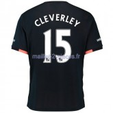 Cleverley Everton Maillot Exterieur 2016/2017