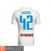 Diawara Napoli Maillot Exterieur 2016/2017