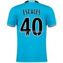 Escales Marseille Maillot Third 2016/2017
