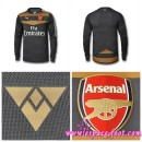Faire Son Maillot Foot Arsenal Gardien 2015/2016 Domicile