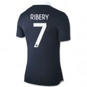 Faites Vos Propres Wc 2014 ( 7 ) Ribery Jersey À La Maison Du Football De La France En Vente