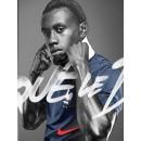 France Maillot De Football Domicile Coupe Du Monde 2014 Nike(12 Blaise Matuidi)