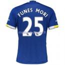 Funes Mori Everton Maillot Domicile 2016/2017
