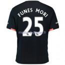 Funes Mori Everton Maillot Exterieur 2016/2017