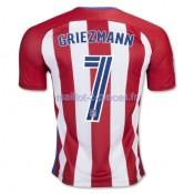 Geiezmann Atletico Madrid Maillot Domicile 2016/2017