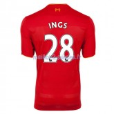 Ings Liverpool Maillot Domicile 2016/2017