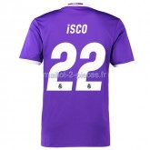 Isco Real Madrid Maillot Exterieur 2016/2017