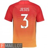 Jesus As Roma Maillot Third 2016/2017