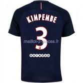 Kimpembe Paris Saint Germain Maillot Domicile 2016/2017