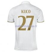 Kuco AC Milan Maillot Exterieur 2016/2017