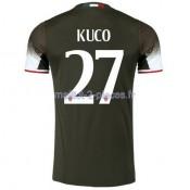 Kuco AC Milan Maillot Third 2016/2017