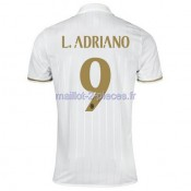 L.Adriano AC Milan Maillot Exterieur 2016/2017