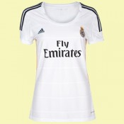 Le Nouveau Maillot Foot Femmes Real Madrid 15/16 Domicile Adidas