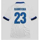 Les Nouveau Maillot De Foot Inter Milan (Ranocchia 23) 15/16 Extérieur Nike