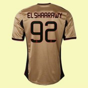 Magasin Maillot (El Shaarawy 92) Ac Milan 2014 2015 3rd Adidas Avec Flocage Alsace