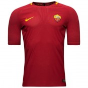 AS Roma Maillot Domicile 2017/18 Vapor Rouge