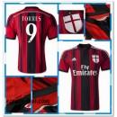 Maillot Ac Milan Torres 2014 2015 Domicile