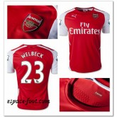 Maillot Arsenal Welbeck 2014 15 Domicile